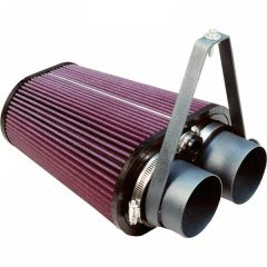 S&B Filters Cold Air Intake Red Oiled Filter