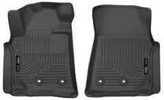 Husky Liners 13091 HL WB - Front - Black