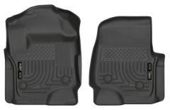 Husky Liners 13321 HL WB - Front - Black
