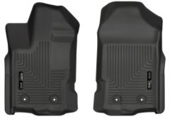 Husky Liners 13411 HL WB - Front - Black