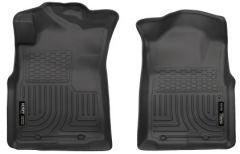 Husky Liners 13941 HL WB - Front - Black