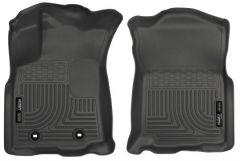 Husky Liners 13951 HL WB - Front - Black