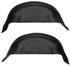 husky liners 13211 HL WB - Front - Black