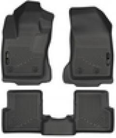 Husky Liners 99081 HL WB - Combo - Black