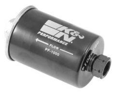 K&N K&N Cellulose Media Fuel Filter 2.125in OD x 4.281in L