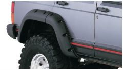 Bushwacker 10036-07 BUS Jeep Cutout Style Flares