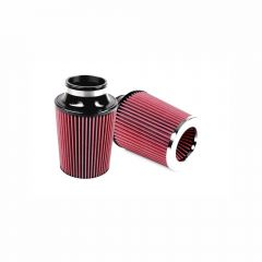 S&B Filters Air Filter For Intake Kit 75-1511-1 Oiled Cotton Cleanable Red