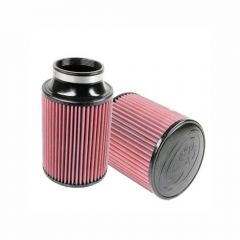 S&B Filters Air Filter For Intake Kit 75-5008 Oiled Cotton Cleanable Red