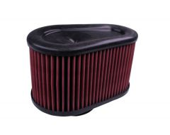 S&B Filters Air Filter For Intake Kit 75-5070 Oiled Cotton Cleanable Red