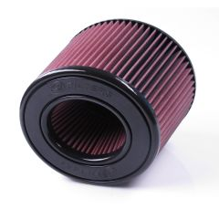 S&B Filters Air Filter For Intake Kits 75-5106D, 75-5087D, 75-5040D, 75-5111D, 75-5078D, 75-5066D, 75-5064D, 75-5039D Dry Extendable White