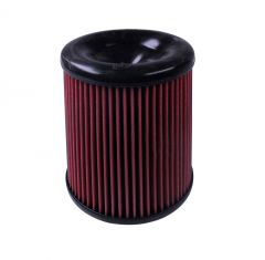 S&B Filters Air Filter For Intake Kits 75-5081, 75-5083, 75-5108, 75-5077, 75-5076, 75-5067, 75-5079 Cotton Cleanable Red