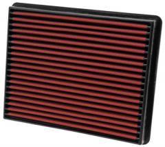 AEM Induction AEM Silverado/Sierra/Avalance/Tahoe/Yukon 12.625in O/S L x 10in O/S W x 1.75in H DryFlow Air Filter