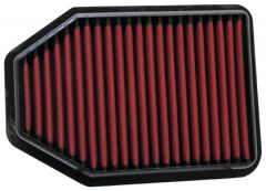 AEM Induction AEM 07-10 Jeep Wrangler 3.8L V6 11.75in O/S L x 8.25in O/S W x 1.5in H DryFlow Air Filter