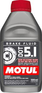 Motul 100951 MOT Brake Fluid - DOT Fluid