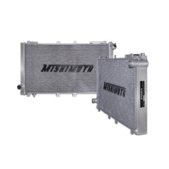 Mishimoto MMRAD-B4-90 MM Radiators - Alum