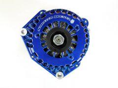 Sinister Diesel SD-ALT-6.6-01-250 250 Amp OEM High Output Alternator for 2001-2007 GM Duramax 6.6L