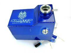 Sinister Diesel SD-DEGAS-LML-13 Coolant Reservoir (Degas) for 2013-2015 GM Duramax 6.6L LML
