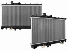 Mishimoto MMR2464 MM Radiators - Plastic