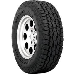 Toyo Open Country A/T II Tire - 35X12.50R18LT 128Q F/12 TL (4.44 FET Inc.)