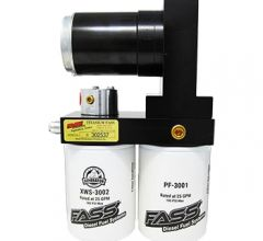 FASS FASS Hydroglass Titanium Signature Series Extended Length Extreme Water Separator