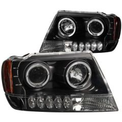 ANZO USA 111043 ANZ Projector Headlights
