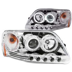 ANZO USA 111054 ANZ Projector Headlights