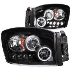 ANZO USA 111104 ANZ Projector Headlights