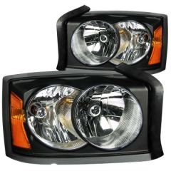 ANZO USA 111105 ANZ Crystal Headlights