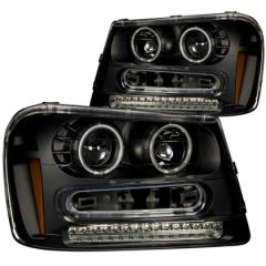 ANZO USA 111127 ANZ Projector Headlights