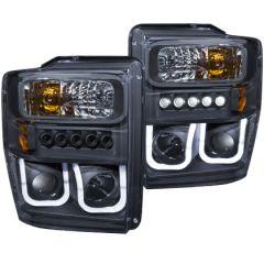 ANZO USA 111305 ANZ Projector Headlights