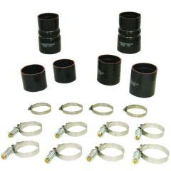 BD Diesel 1047030 BDD Intercooler Hose/Clamp Kit