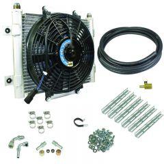 bd diesel 1030606-1/2 BDD Xtruded Trans Coolers