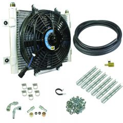 bd diesel 1030606-3/8 BDD Xtruded Trans Coolers