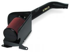 Airaid 310-137 03-06 Jeep Wrangler 2.4L CAD Intake System w/ Tube (Oiled / Red Media)
