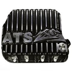 ATS Diesel Transmission Pan Aluminum +5 Qt 46/7/8-Rh/E