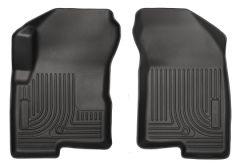 Husky Liners 13001 HL WB - Front - Black