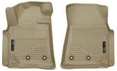 Husky Liners 13093 HL WB - Front - Tan