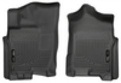 Husky Liners 13601 HL WB - Front - Black