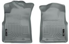 Husky Liners 13942 HL WB - Front - Gray