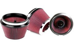S&B Filters Air Filter For Intake Kit 75-2519-3 Oiled Cotton Cleanable Red