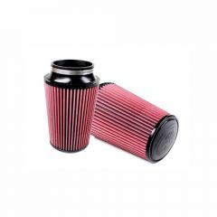 S&B Filters Air Filter For Intake Kit 75-2530 Oiled Cotton Cleanable Red