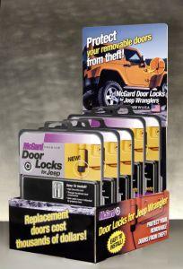 MBRP Exhaust 90225 MCG Jeep Door Locks
