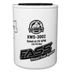 FASS Fuel Systems XWS-1002 FASS Hydroglass (Extreme Water Seperator) HD Series