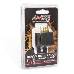 ANZO USA 851063 ANZ 12V 30 Amp Relay