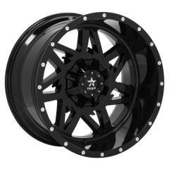 RBP Performance 71R-2212-78-44FB RBP 71R Avenger Wheels