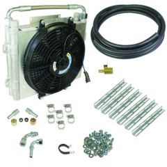 BD Diesel 1030606-DS-12 BDD Xtruded Trans Coolers