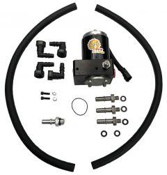 Sinister Diesel SD-INTRPIPE-6.4-KIT 2008-2010 Ford Powerstroke 6.4L Intercooler Charge Pipe Kit
