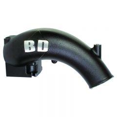 bd diesel 1041555 BDD X-Flow Power Intake Elbows