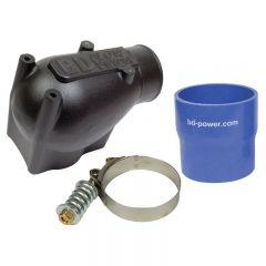 bd diesel 1041570 BDD X-Flow Power Intake Elbows
