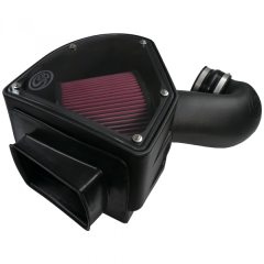 S&B Filters Cold Air Intake Cotton Cleanable Red